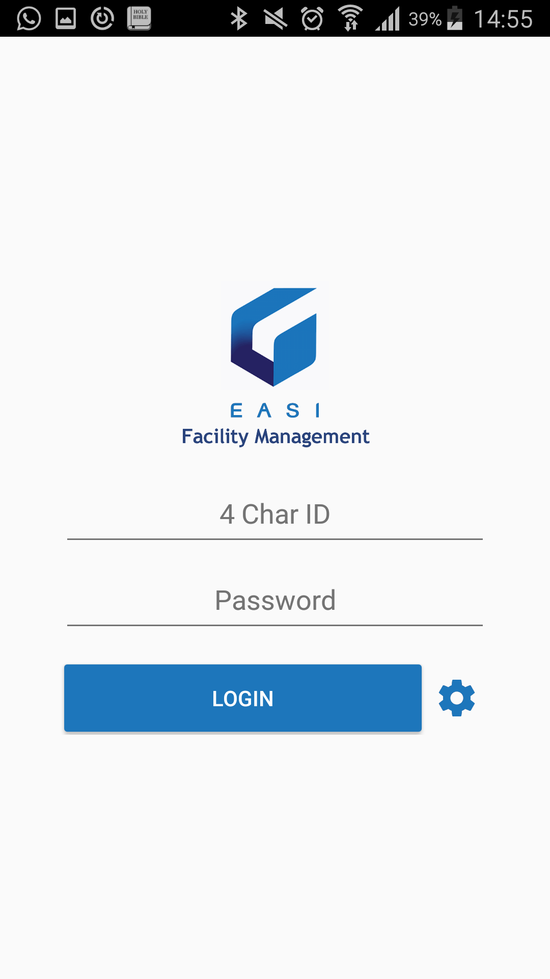 Android login