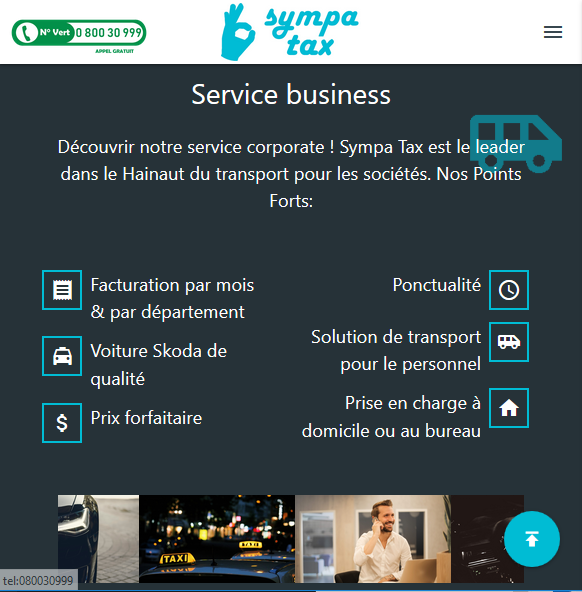 Sympa-Tax business service